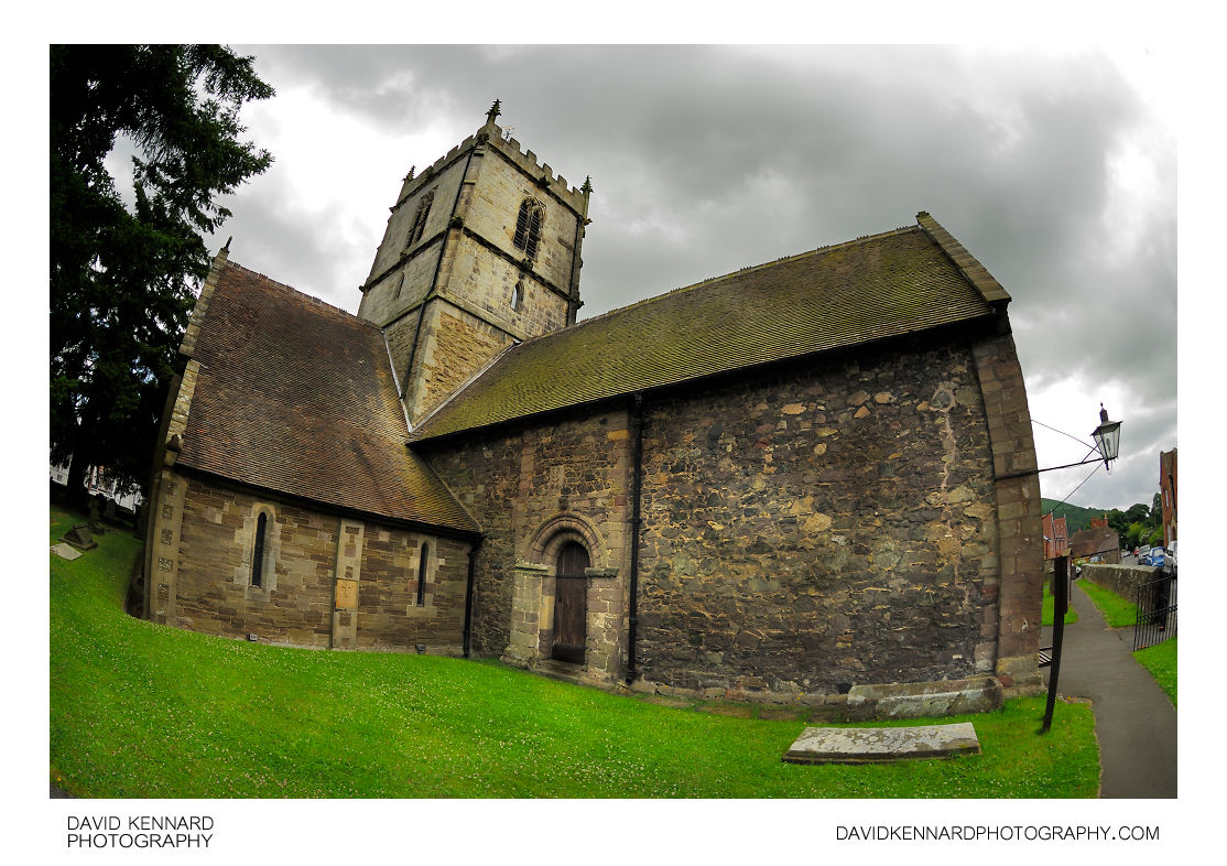 St Laurence Parish Church, Church Stretton
