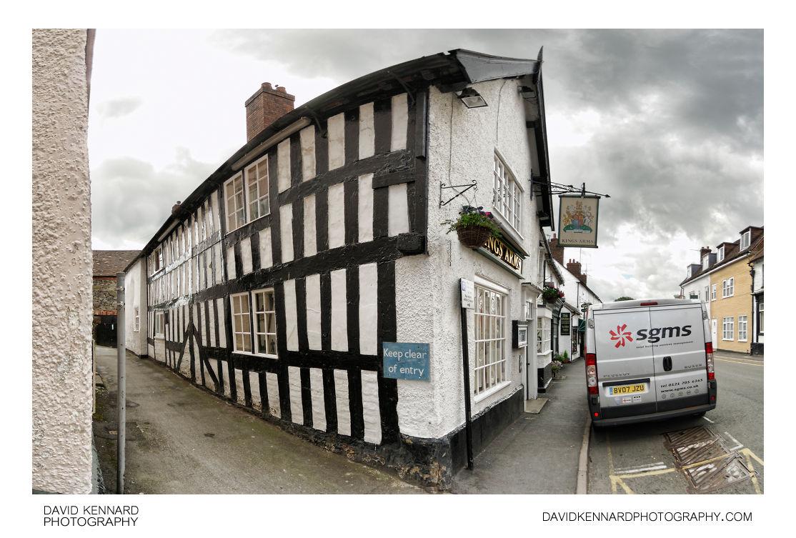 Kings Arms Pub, Church Stretton