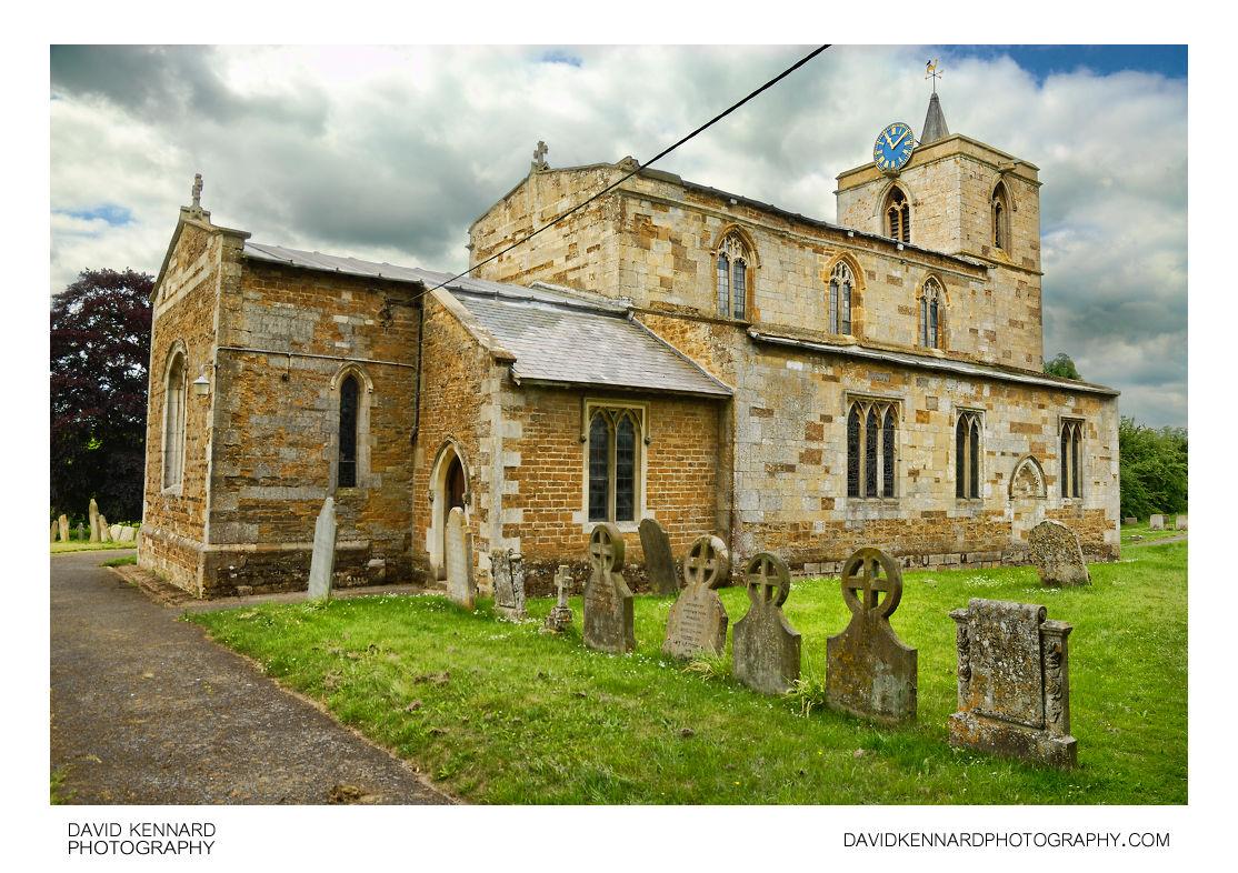 All Saints' Church, Braunston-in-Rutland