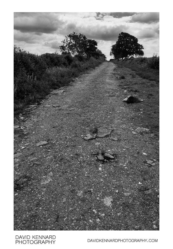 Rubble track