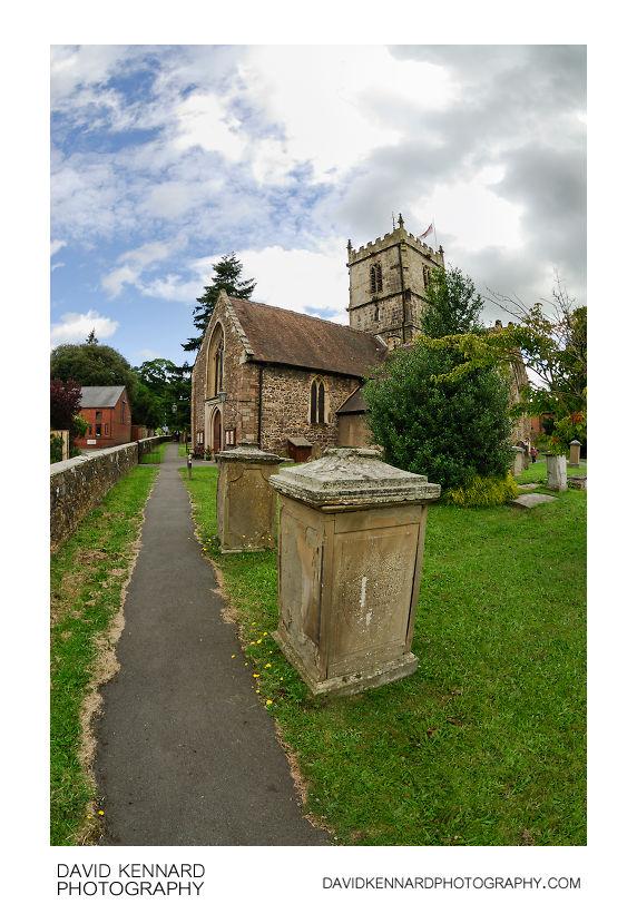 St Laurence's Parish Church, Church Stretton