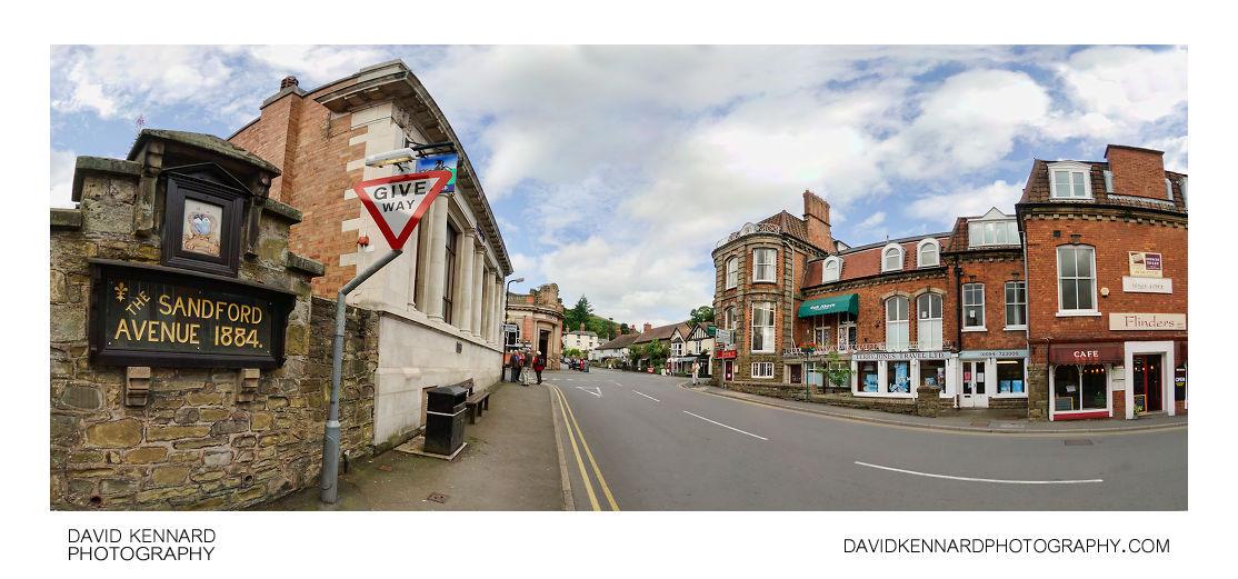Sandford Avenue, Church Stretton