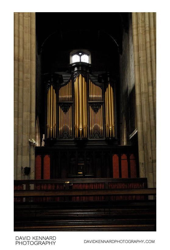 John Snetzler organ