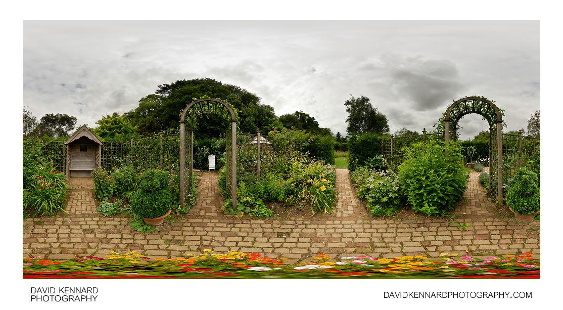 Gentleman's Cottage Garden, Barnsdale Gardens