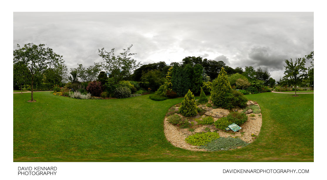 Rock Feature, Barnsdale Gardens