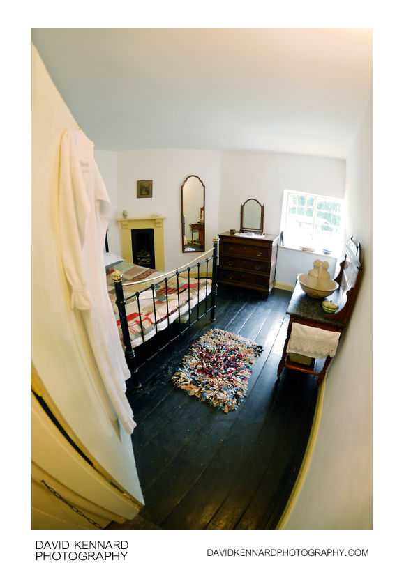Bailiff's Cottage - Bedroom 1