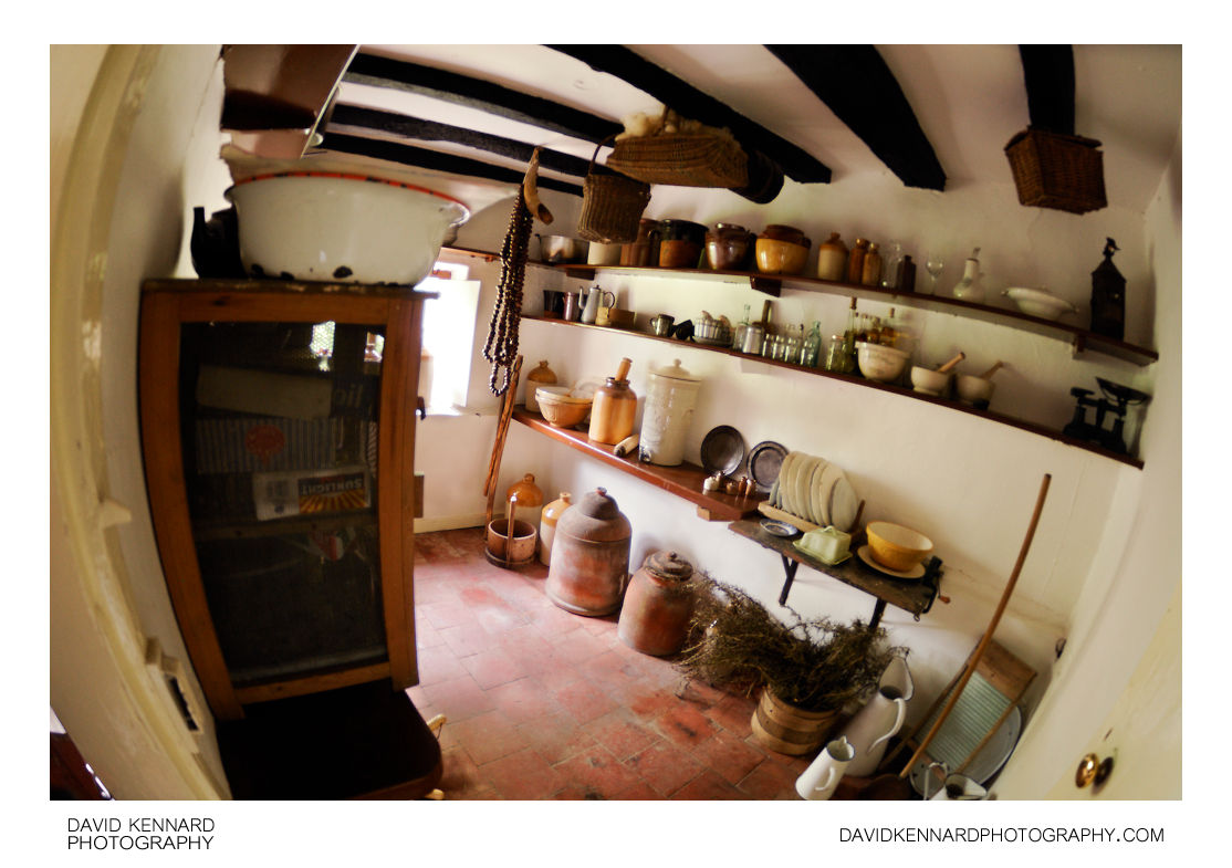 Bailiff's Cottage - Pantry
