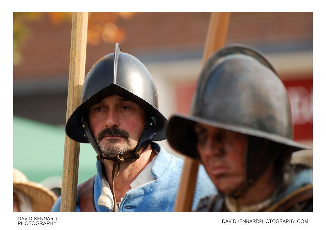 English Civil War Royalist Pikeman