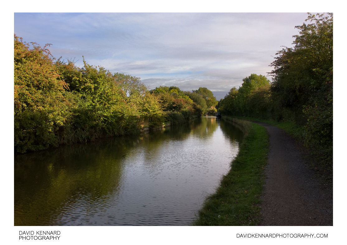 Grand Union Canal Harborough Arm