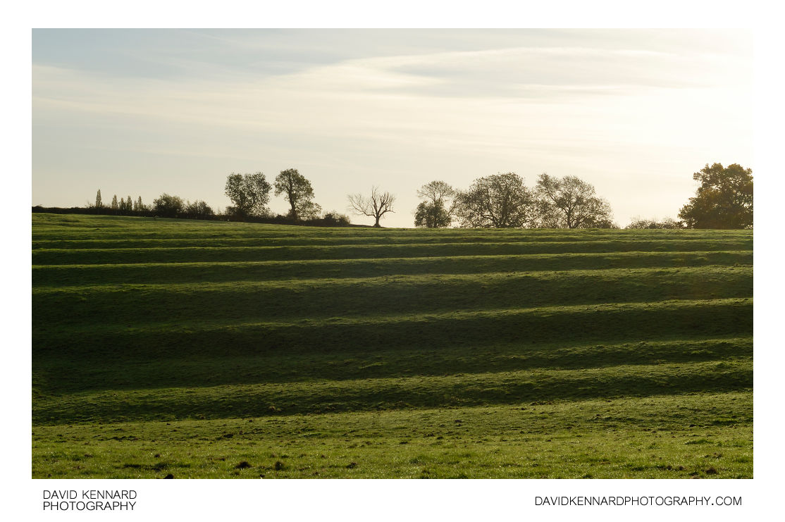 Ridge and Furrow, East Farndon