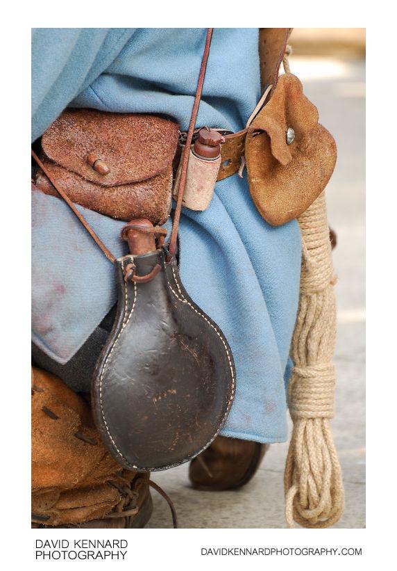 English Civil War Royalist Musketeer's belt
