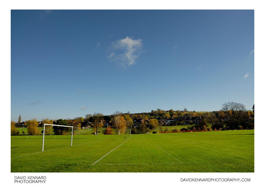 Medbourne playing fields