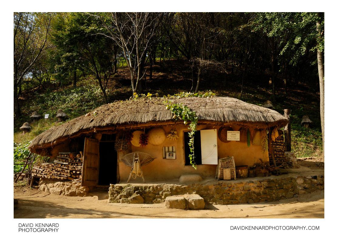 Late Joseon period Korean house