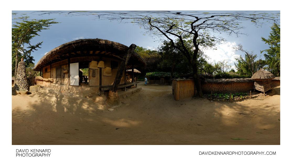 Joseon period Commoner's House, Korean Folk Village