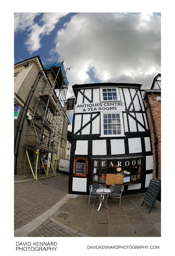 Antiques Centre & Tea Room