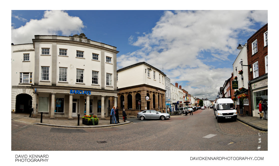 Buttercross and Broad Street