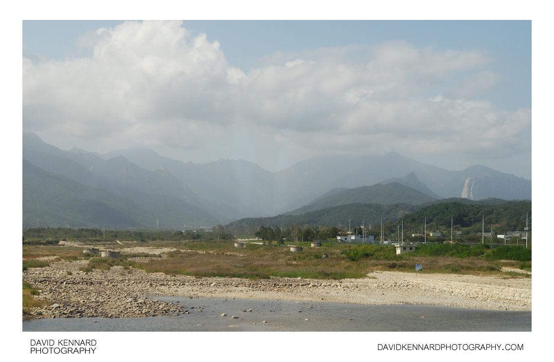 Ssang river, Sokcho