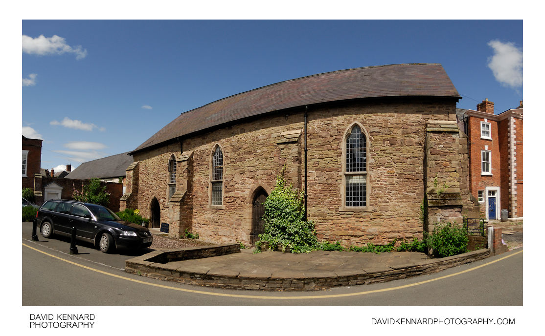 Forbury Chapel, Leominster