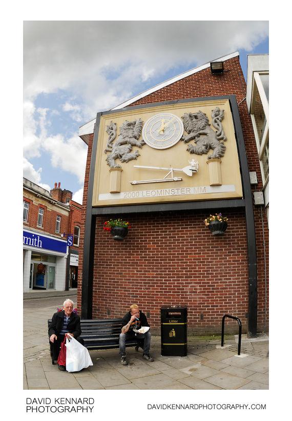 Millennium Town Clock, Leominster