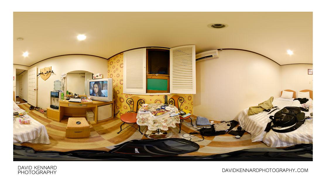 Room at Hotel Biz Myeong-dong