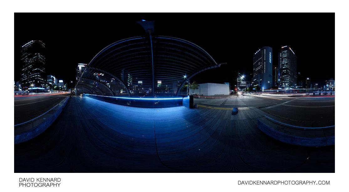 Samilgyo at night