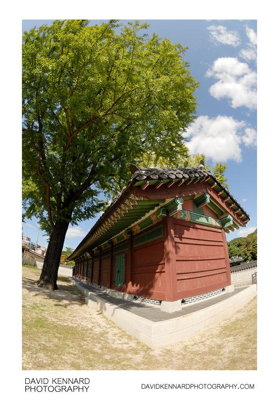 Chaekgo, Changdeokgung Palace