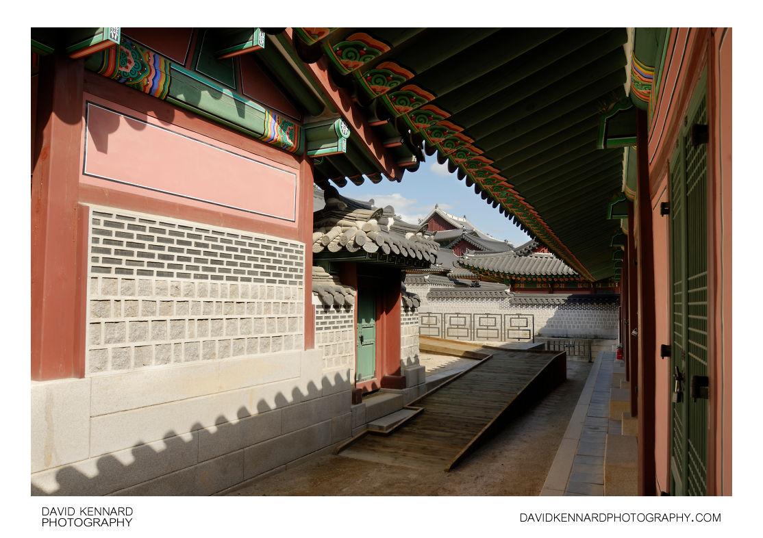 Gwolnaegaksa, Changdeokgung palace