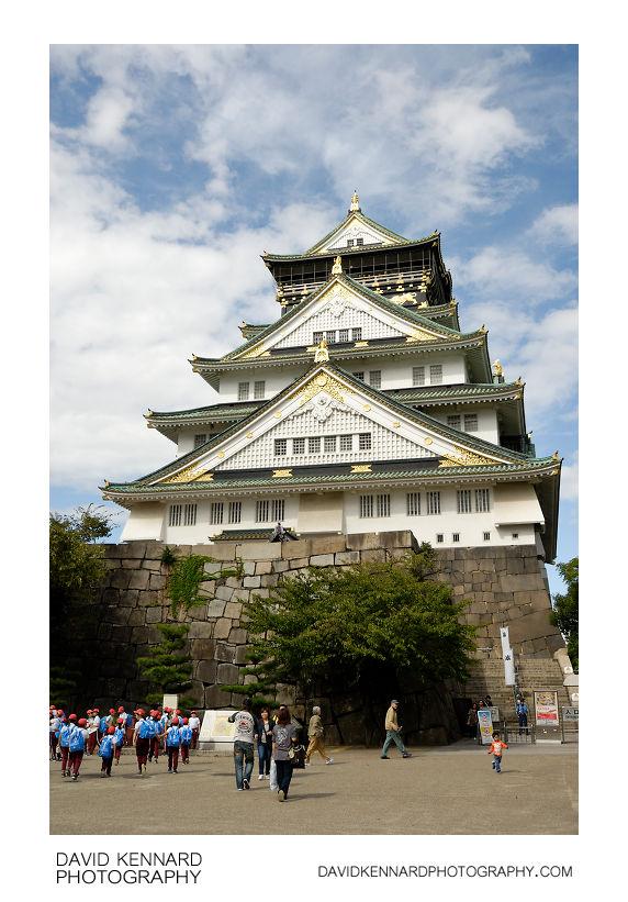 Osaka Castle Tower