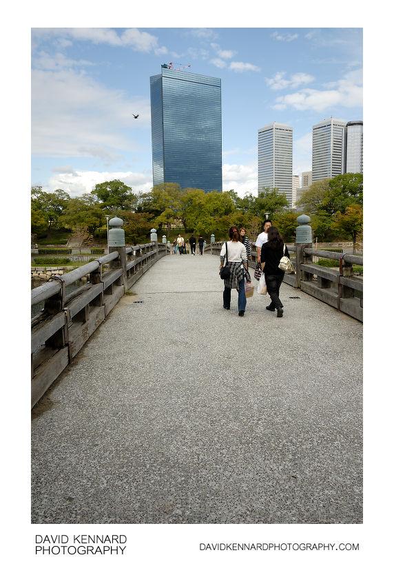 Gokuraku-bashi and the Crystal Tower