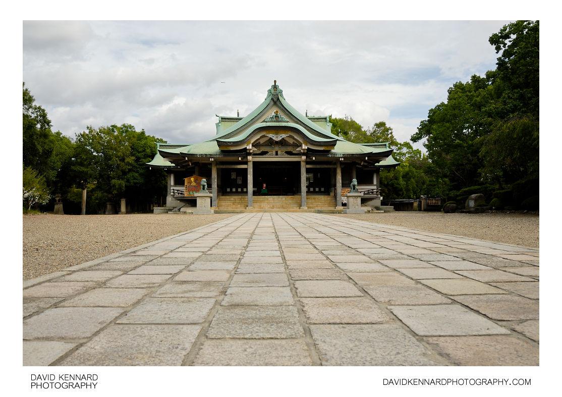 Hokoku Shrine, Osaka