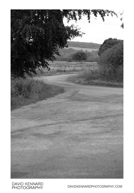 Winding Road, Eyebrook Reservoir
