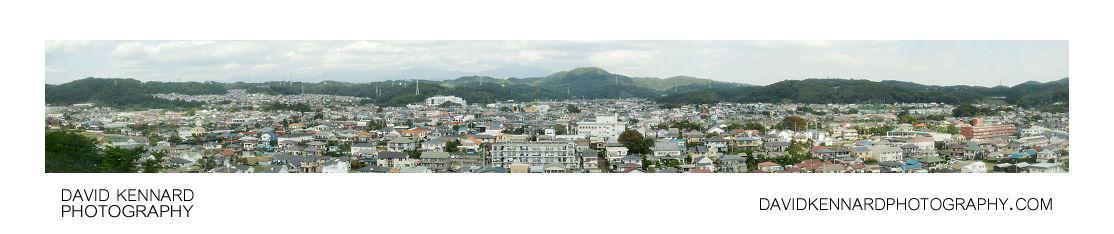 Ōiso panorama