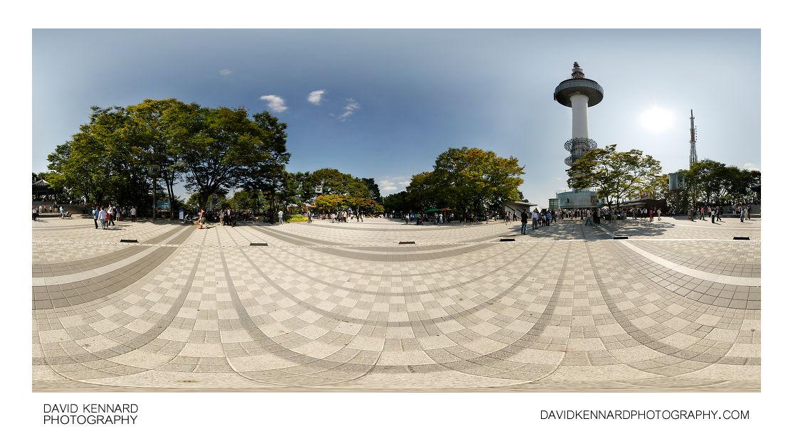 360 outside N Seoul Tower