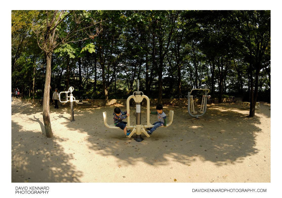 Exercise Park, Namsan