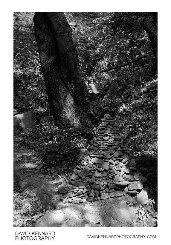 Buddhist Stone Pile