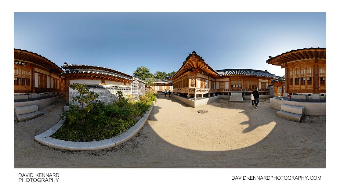 Geoncheonggung - Jeongsihap and Nokgeumdang