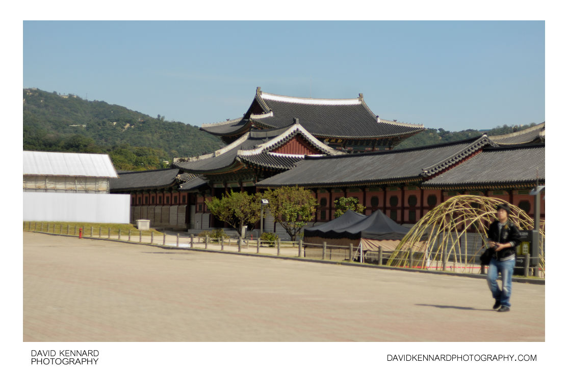Yuhwamun Gate Heungnyemun Compound