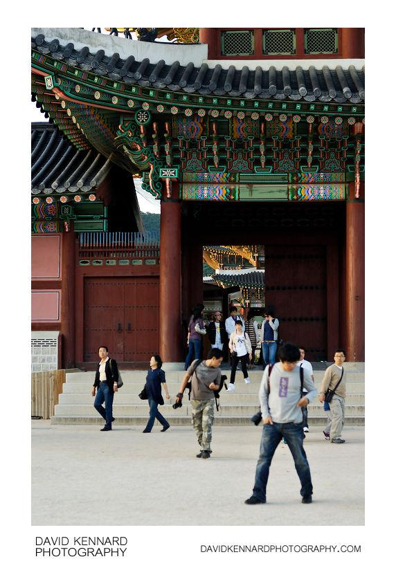 Heungnyemun Gate 흥례문