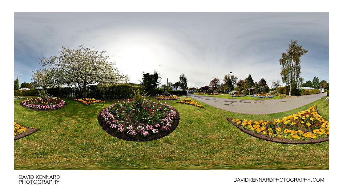 Welland Park 360 panorama