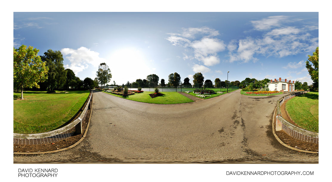 Welland Park 360 panorama