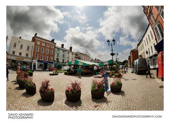 Castle Square, Ludlow