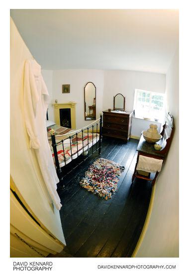 Bailiff's cottage - Bedroom 1 at Acton Scott Victorian Working Farm