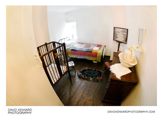 Bailiff's cottage - Bedroom 2 at Acton Scott Victorian Working Farm