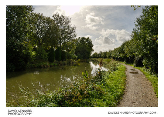 Grand Union Canal, Market Harborough