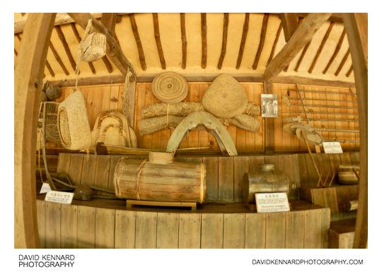 Joseon period farmer's equipment