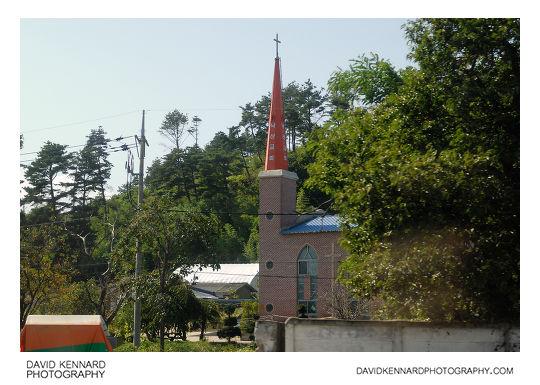조산리 낙산교회