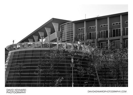 Korail Naksan training center