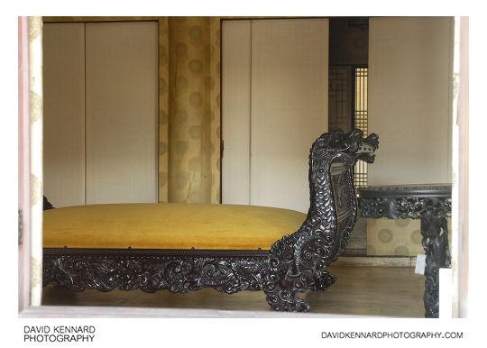 Furniture in Daejojoen