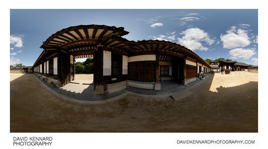 Nakseonjae complex, Changdeokgung palace