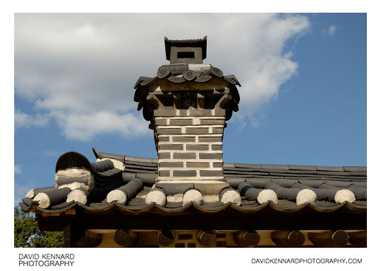 Chimney - Nakseonjae, Changdeokgung